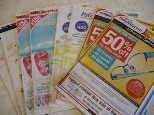 Sunday Paper Coupon Inserts