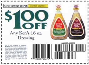 manufacturers that advertise free printable coupons
