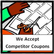 Stores that Accept Competitor Coupons
